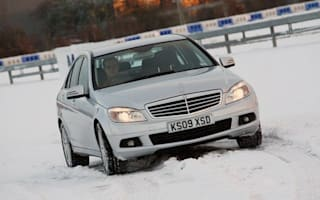 A third of drivers aren't ready for winter driving