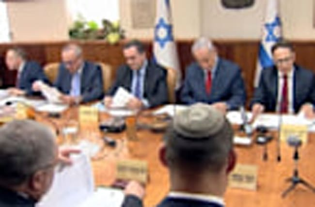 Israel won't tolerate attacks - Netanyahu