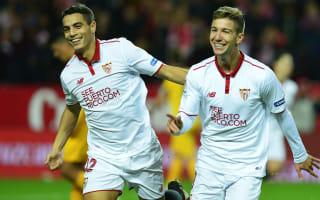 Sevilla 4 Malaga 1: Vietto stars as Sampaoli's men move second