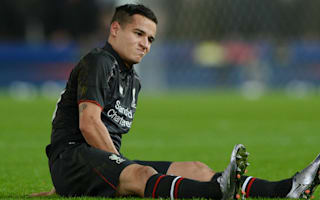 Coutinho and Lovren to miss Arsenal and Man Utd clashes