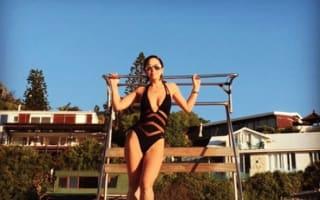 Myleene Klass enjoys 10th getaway in 12 months
