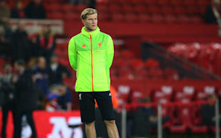 Klopp aiming to 'push' and 'protect' Karius with Boro benching