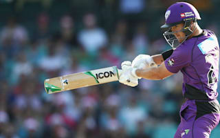 Short goes big on BBL debut as Hurricanes blow Sixers away