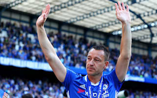 Eriksson: Terry won't have a problem finding new club after Chelsea exit