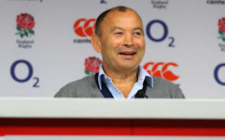 Jones sets high expectations for England's new faces