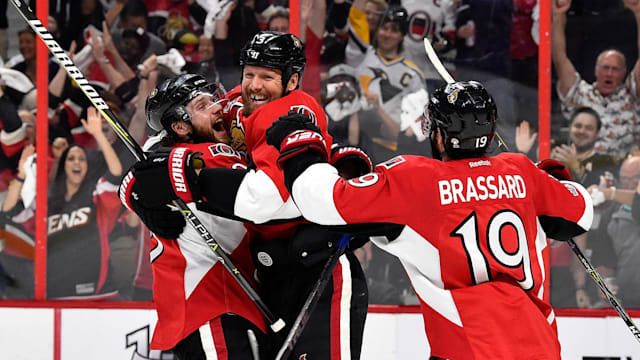 Friday's Stanley Cup Playoffs betting preview: Penguins at Senators
