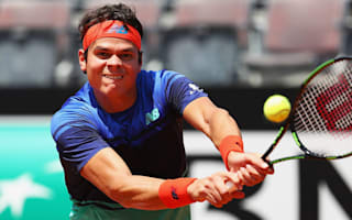 Raonic and Kyrgios set up second-round tie, Roma stars join the fun