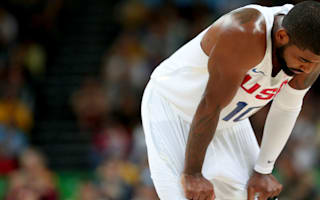 Rio 2016: USA survive scare against Serbia to remain perfect