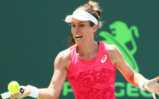Konta to miss Charleston Open through injury and illness