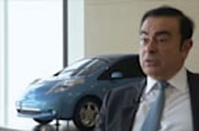 Ghosn cedes Nissan CEO role to focus on alliance