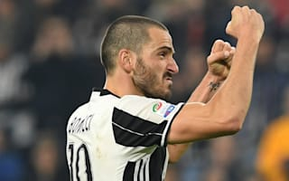 Bonucci dismisses Juventus exit talk