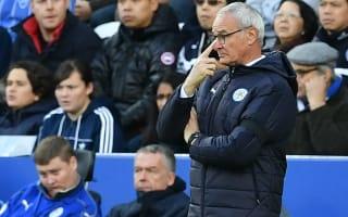 Ranieri rewards 'best performance of the season' with cake