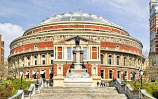 How much for a box at the Royal Albert Hall? Brace yourself!