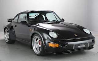 One of only 76 'Flatnose' Porsche 964s goes on sale
