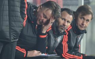 Van Gaal blames 'the law of Murphy' after shock Midtjylland defeat
