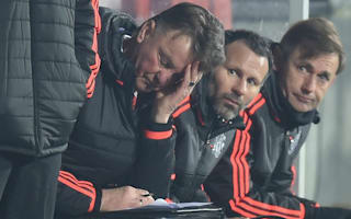 Van Gaal blames 'the law of Murphy' after shock Midtjylland defeat