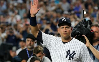 Astros win again, A-Rod says farewell in style