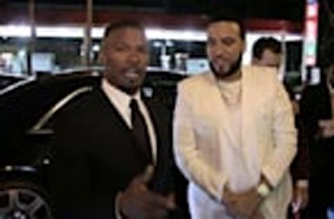 Jamie Foxx -- 'Epic Cameos' in My New Flick ... Rappers, Athletes, HUGE STARS!