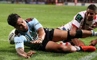 Double delight for Feki as Sharks edge out Dragons