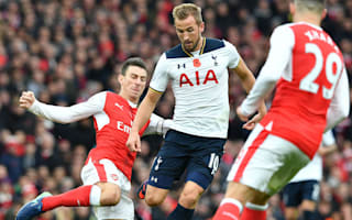 Campbell expects extra 'spice' in crucial north London derby