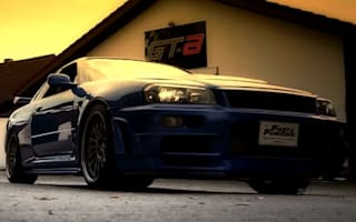 Video: Paul Walker's Fast and Furious Nissan Skyline for sale