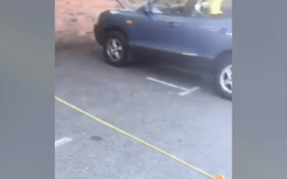 Kent woman has parking ticket revoked following viral video