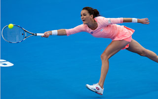 Radwanska brushes Konta aside in Beijing final