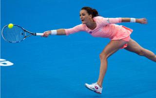Radwanska brushes Konta aside in Beijing final