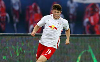 Burke targeting title with RB Leipzig