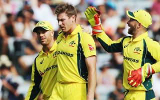 Stoinis replaces injured Faulkner in Australia squad