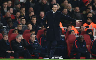 Emery delighted to move top with Arsenal draw