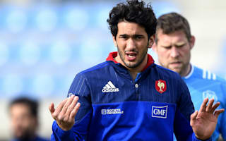 Mermoz replaces Dumoulin in France training squad