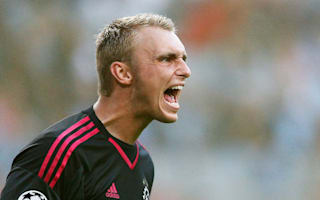 Cillessen to miss England friendly after breaking nose in Huntelaar collision