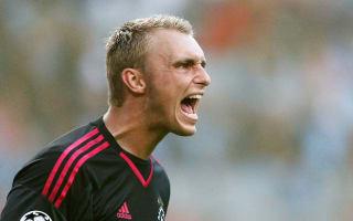 Cillessen to miss England friendly after breaking nose in Huntelaar collision