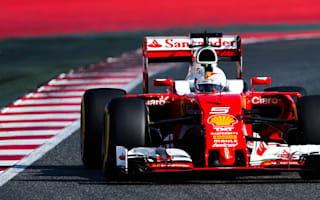 Vettel fastest on final day of F1 testing