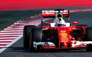 Vettel fastest on final day of F1 testing