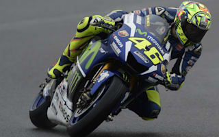 Rossi rues lack of pace after bike change in Argentina