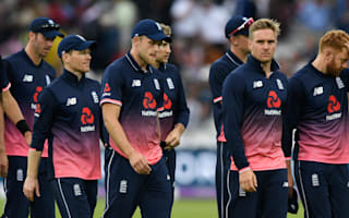 Batting collapse a timely reminder for England - Morgan