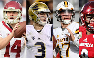 Top prospects for 2018 NFL Draft: Quarterbacks rank high on the list