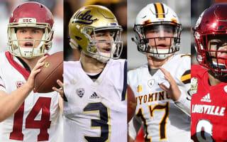 Top prospects for 2018 NFL Draft: Quarterbacks rank high on the list