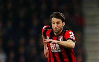 Bournemouth congratulate Arter on birth of daughter