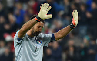 Buffon dismisses critics after Spain error