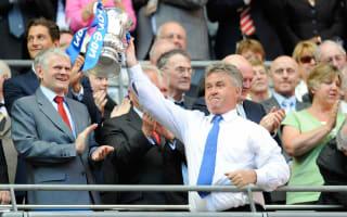 MK Dons v Chelsea: Hiddink targets FA Cup salvation