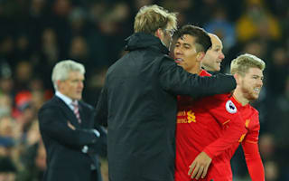 Klopp: Firmino goal important after difficult time
