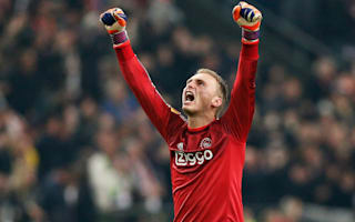 Cillessen knows about Barcelona interest, confirms Ajax boss Bosz