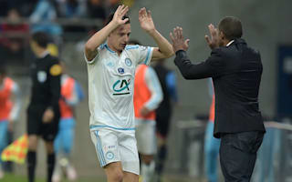 Thauvin hails improved Marseille spirit