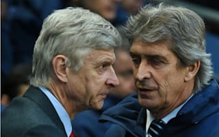 Manchester City v Arsenal: Wenger eyes vital win at Eastlands