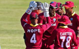 Debutants deliver as Windies win