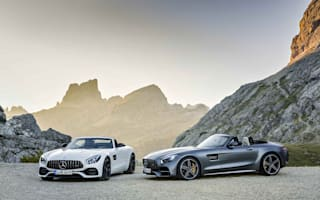 Mercedes reveals prices for GT R and GT Roadsters
