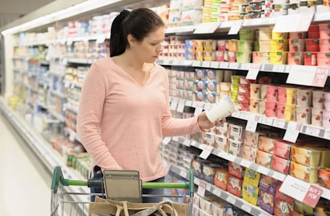 Supermarkets shrink products to cut costs